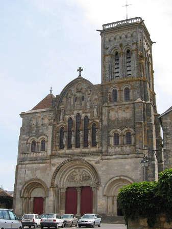 Basilique Ste Marie Madeleine in Vezelay
